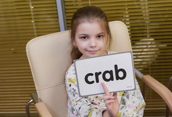 Английский в Новосибирске для детей 6 — 8 лет